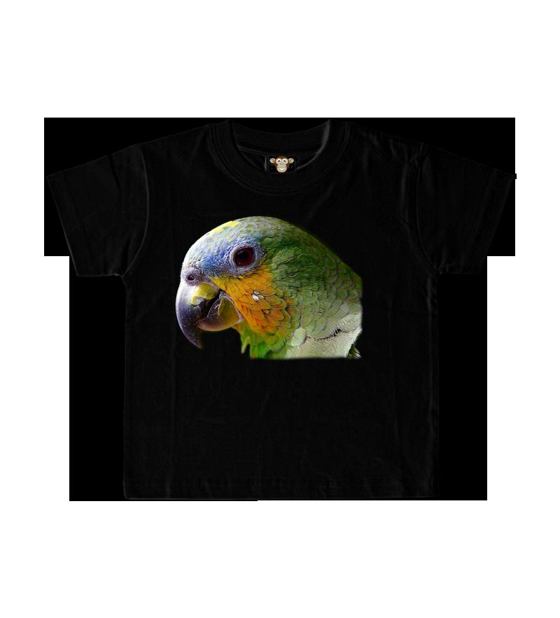 05a9a80ad073 Dětské tričko - Papagáj 1